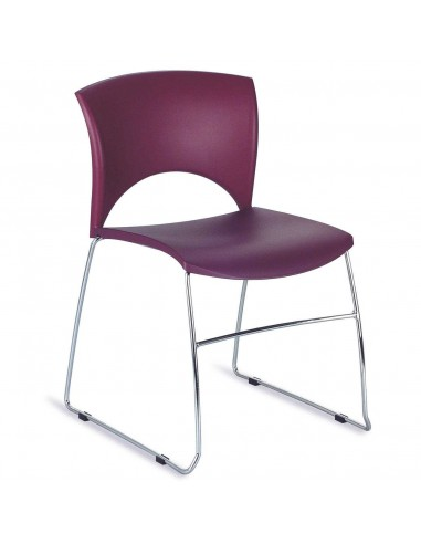 CHAISE EMPILABLE LOLA