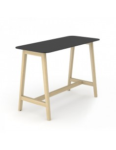 TABLE HAUTE NOVA WOOD